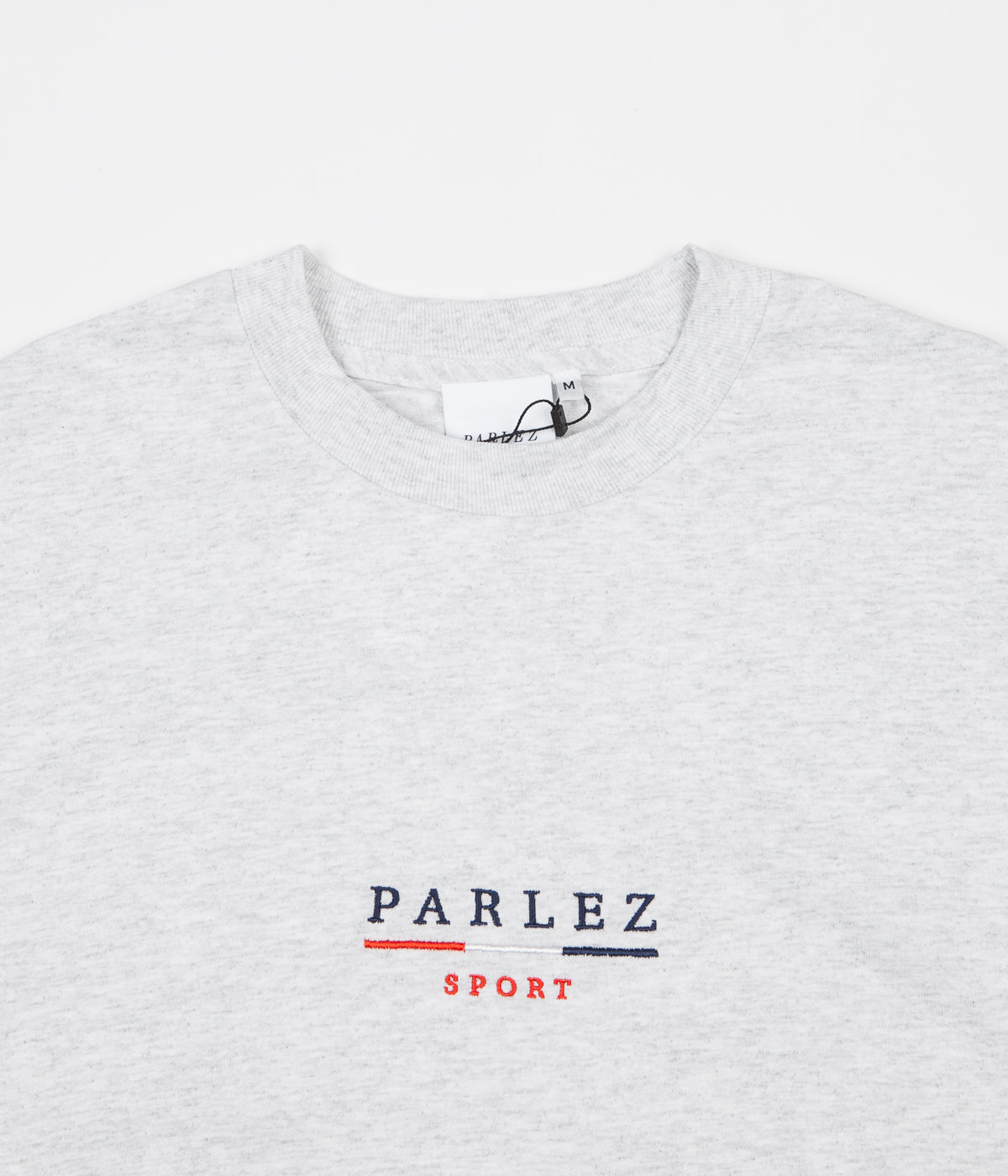 Parlez Trisport T-Shirt - Light Heather