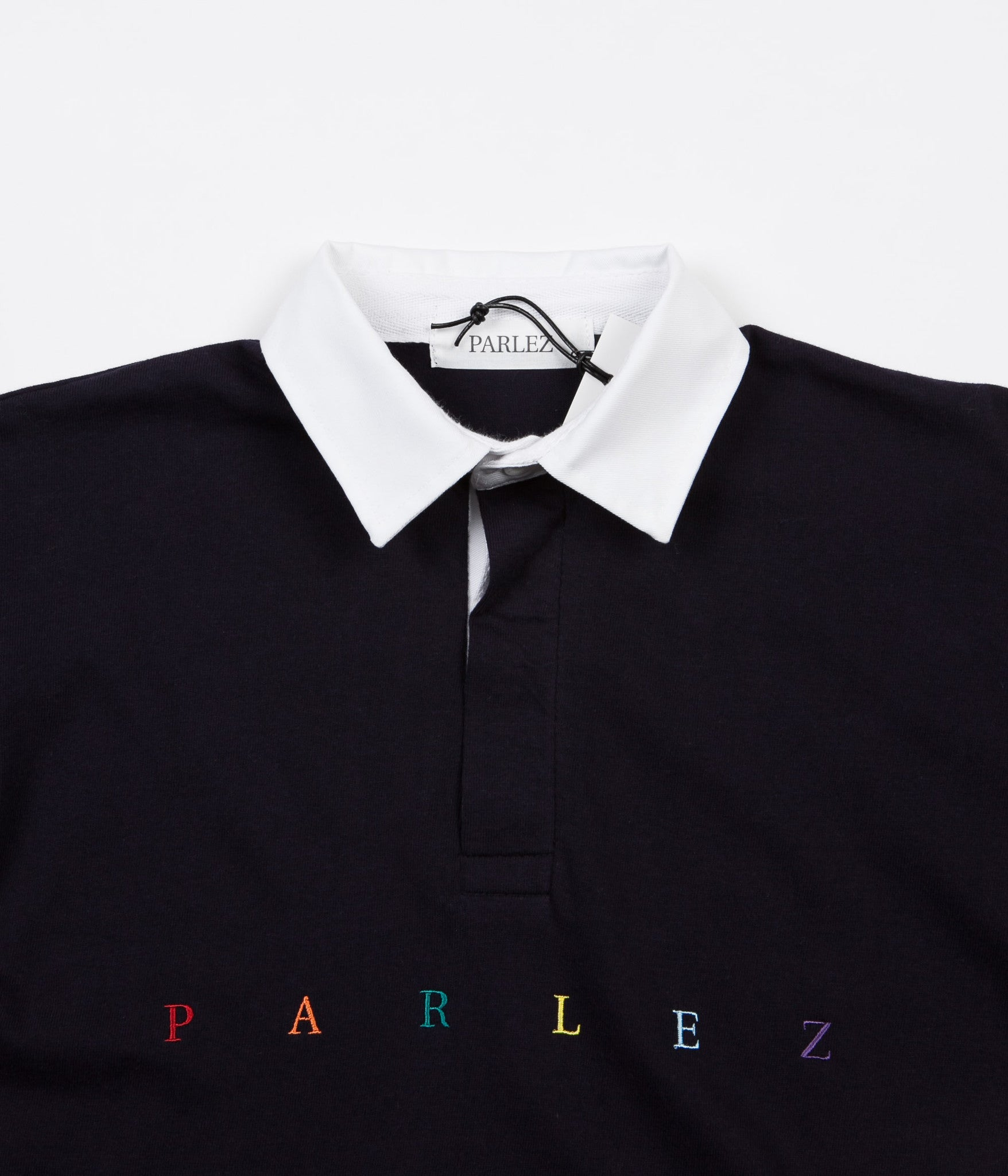 Parlez United Rugby Shirt - Navy