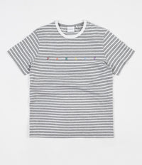 Parlez United T-Shirt - Heather Stripe