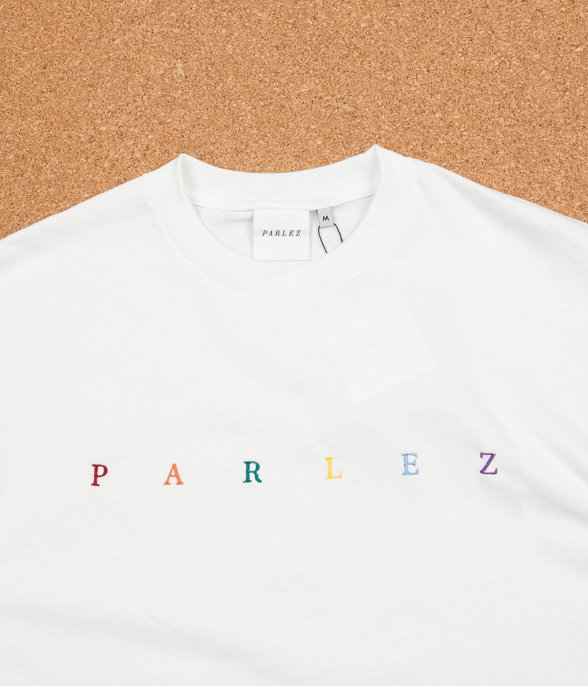 Parlez United T-Shirt - White