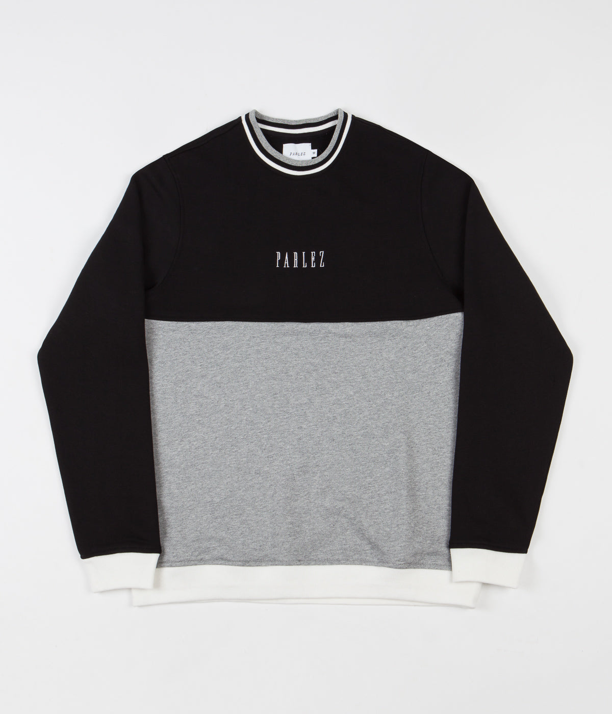 Parlez Vang Crewneck Sweatshirt - Heather