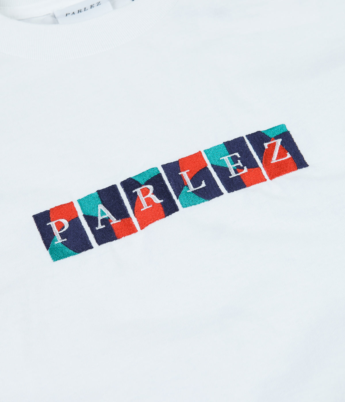 Parlez Wright T-Shirt - White