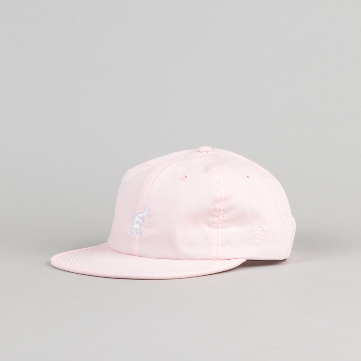 Parra 5 Panel Flex Foam Visor - Light Pink