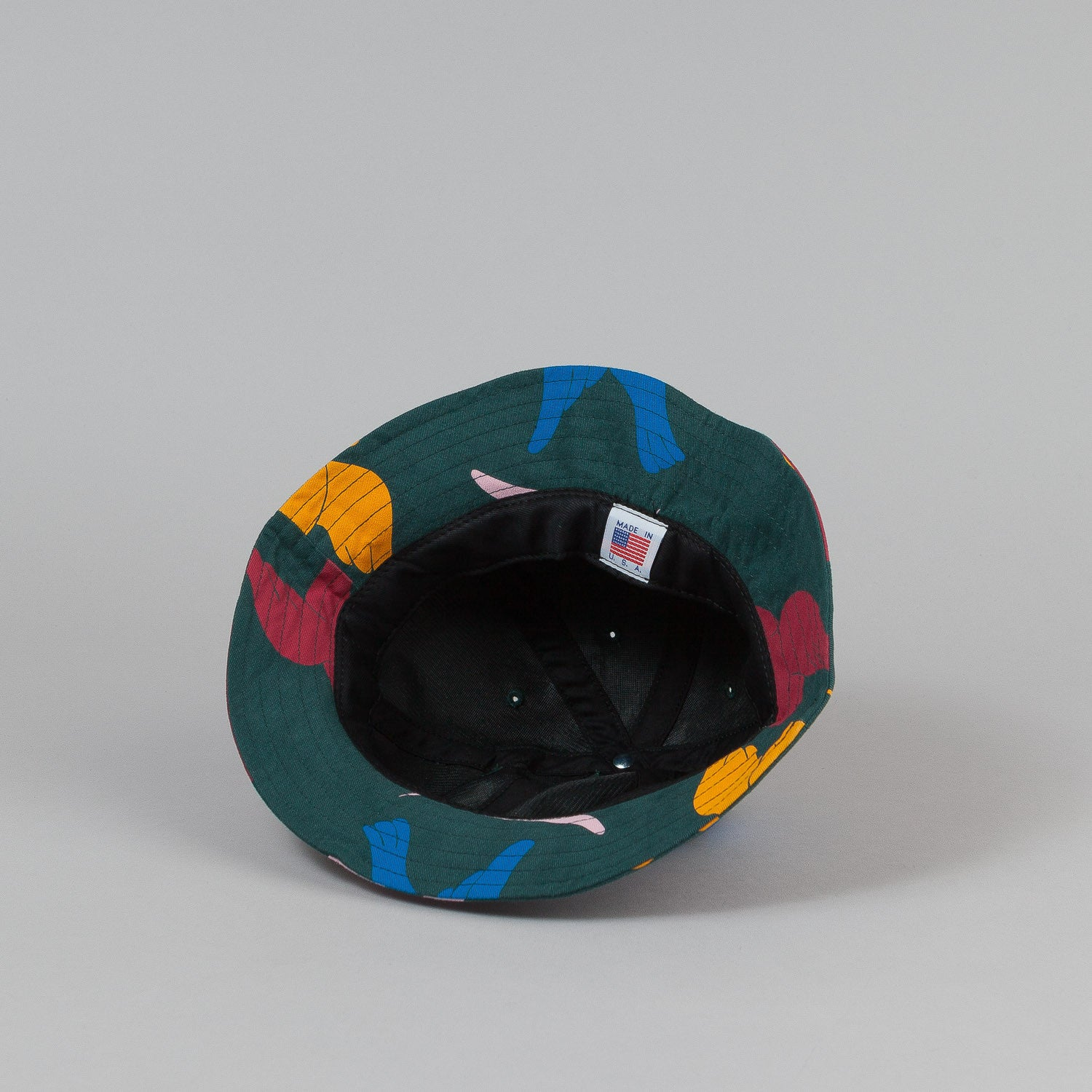 Parra Bell Bucket Hat - Bodega Bay