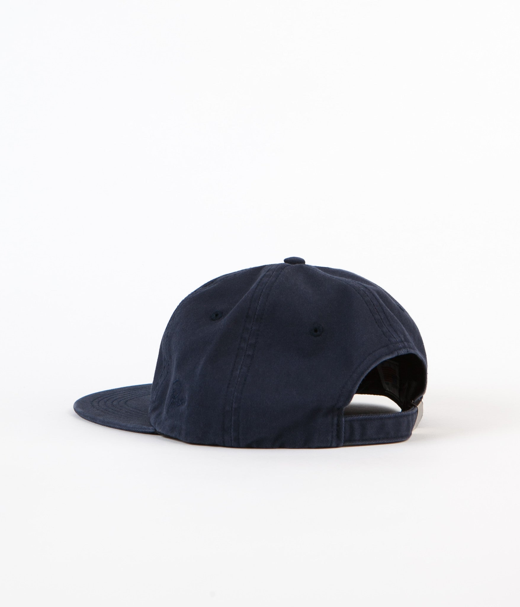 Parra Bird P 6 Panel Cap - Navy Blue