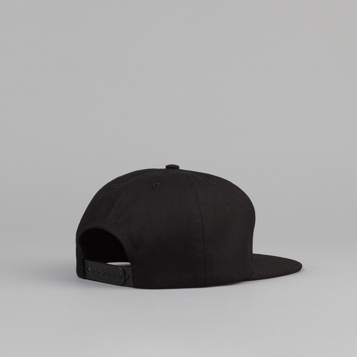 Parra Rapsongs 5 Panel Cap - Black