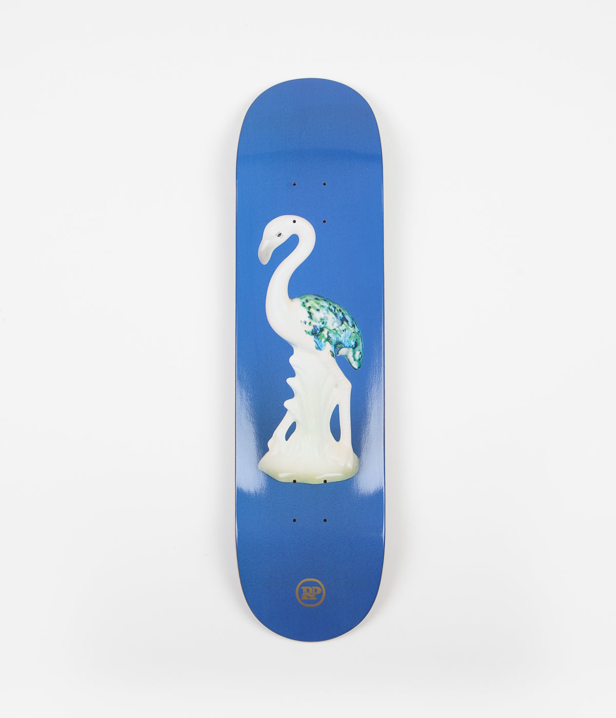 Pass Port Beryl's Ceramics Flamingo Deck - 8.125""