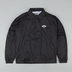 Pass Port Cross Flags Coach Jacket
