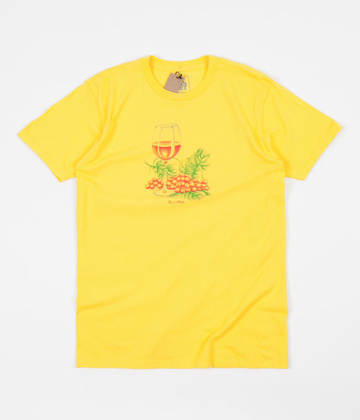 Pass Port Drinks & Mixers T-Shirt - Banana