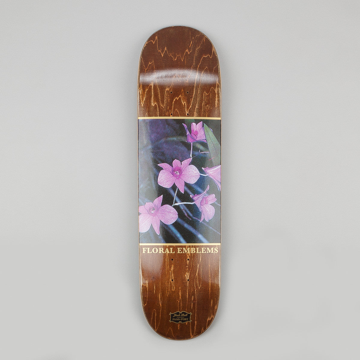 Pass Port Floral Emblems Josh Pall Deck