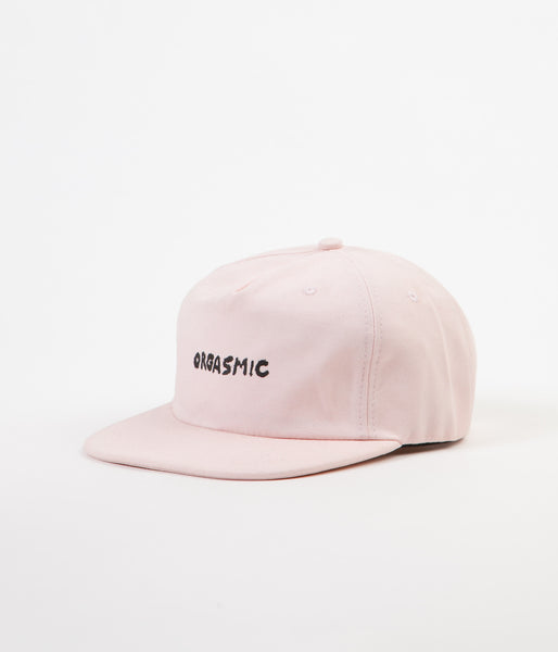 Pass Port Orgasmic 5 Panel Cap - Pink