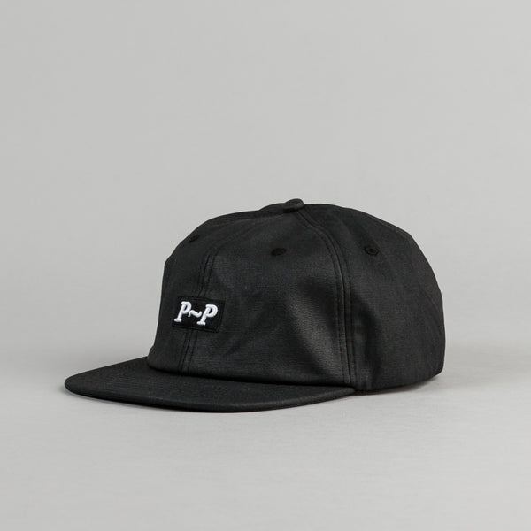 Pass Port P~P Raised Cap - Black
