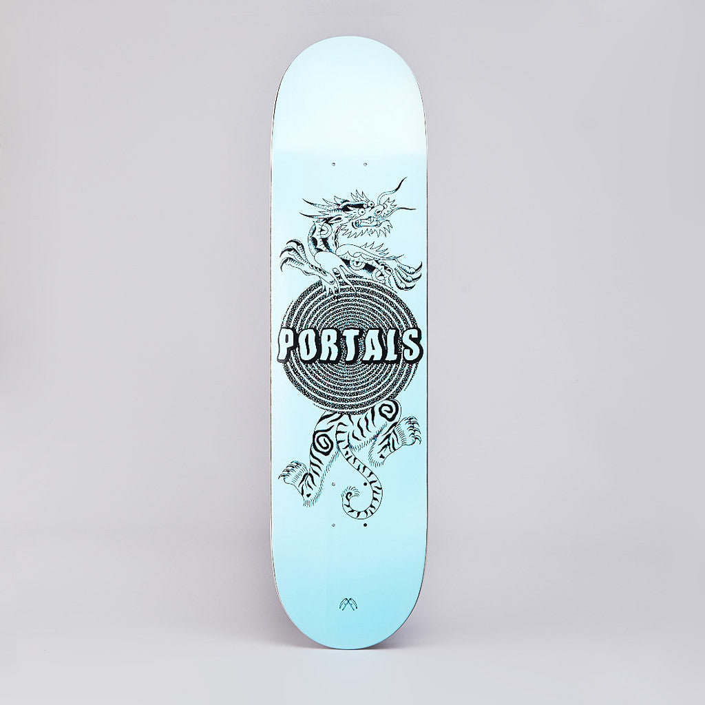 Pass Port Portals Dragon Deck 8.125""
