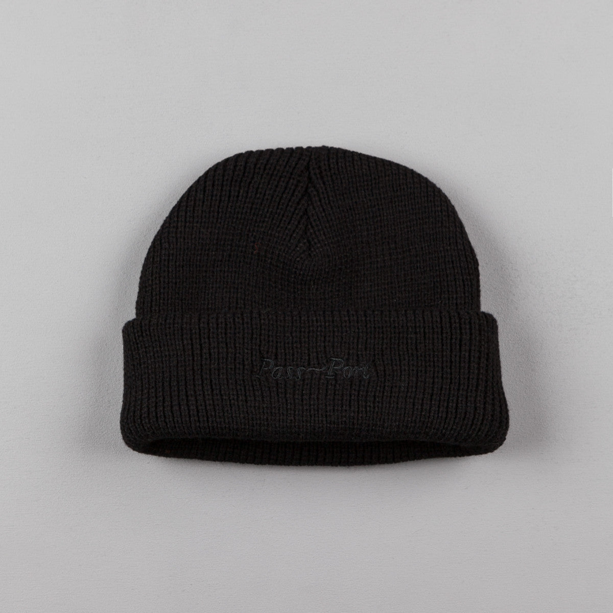 Pass Port Safe P~P Beanie - Black