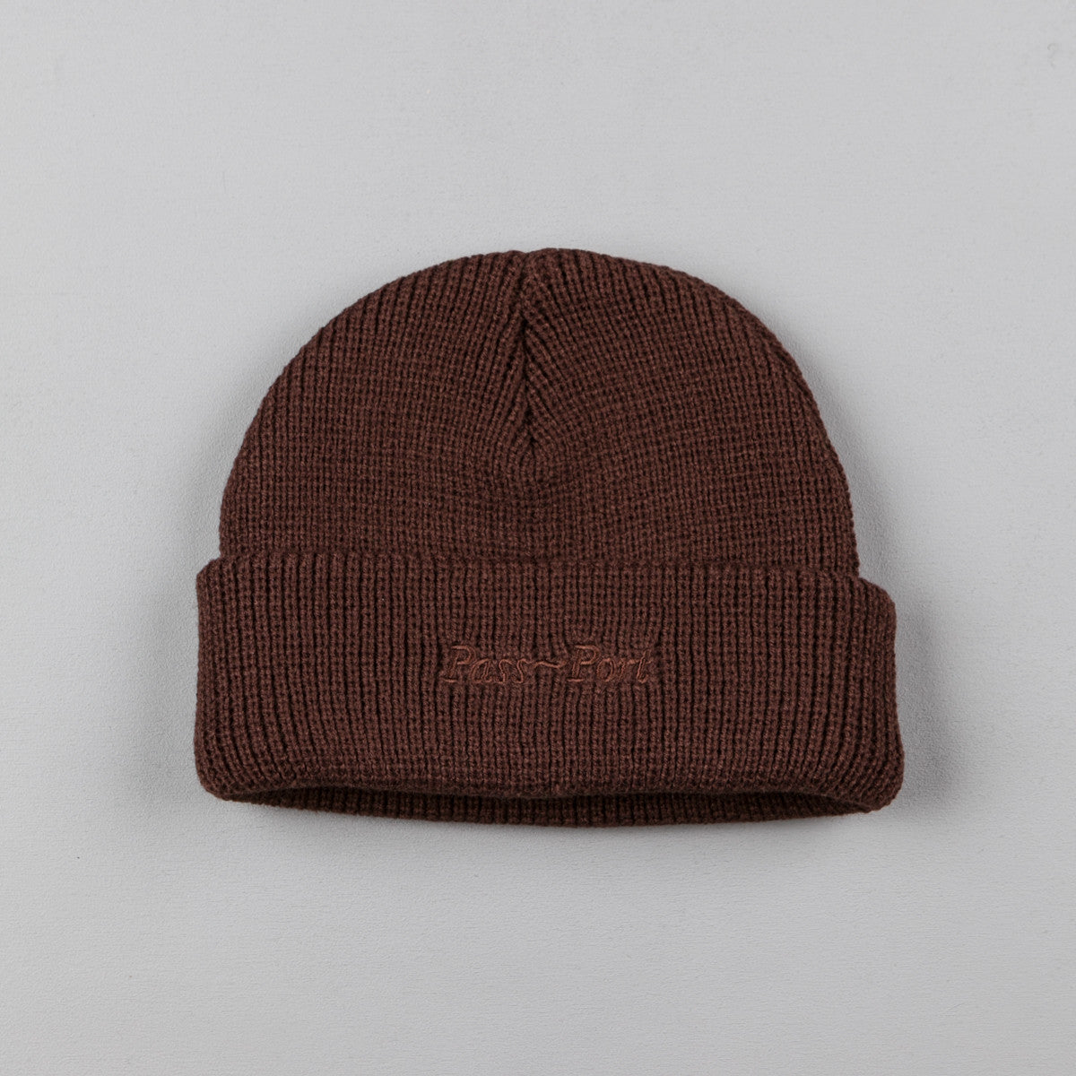 Pass Port Safe P~P Beanie - Chocolate