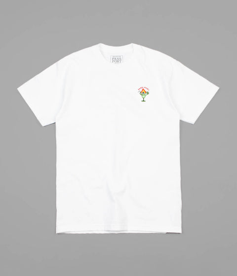 Pass Port Simply The Best T-Shirt - White