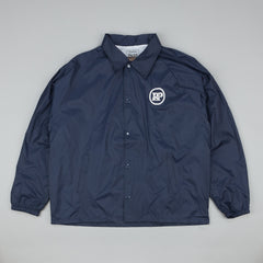Pass Port Works Coach Jacket - Navy