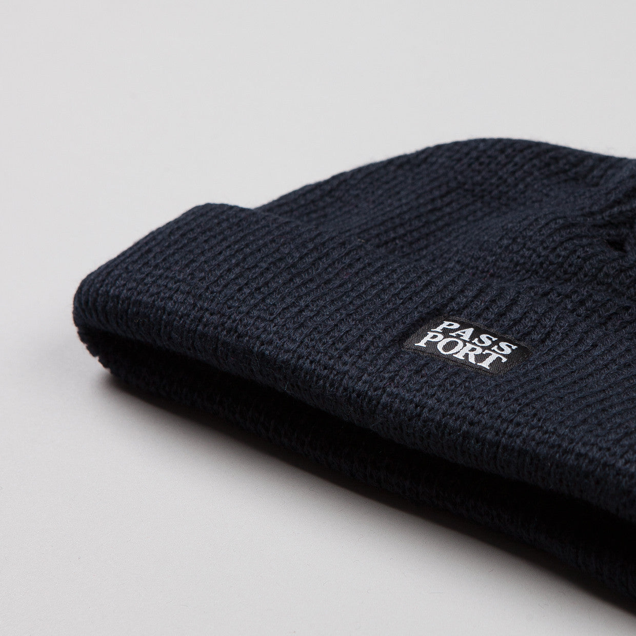 Pass Port Official Beanie Navy