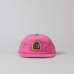 Pass Port Floral Emblem Cap