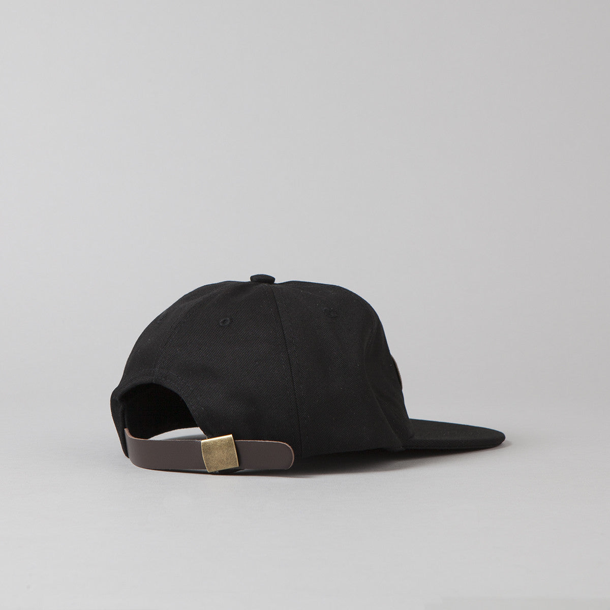 Pass Port Friendly Company Cap - Black