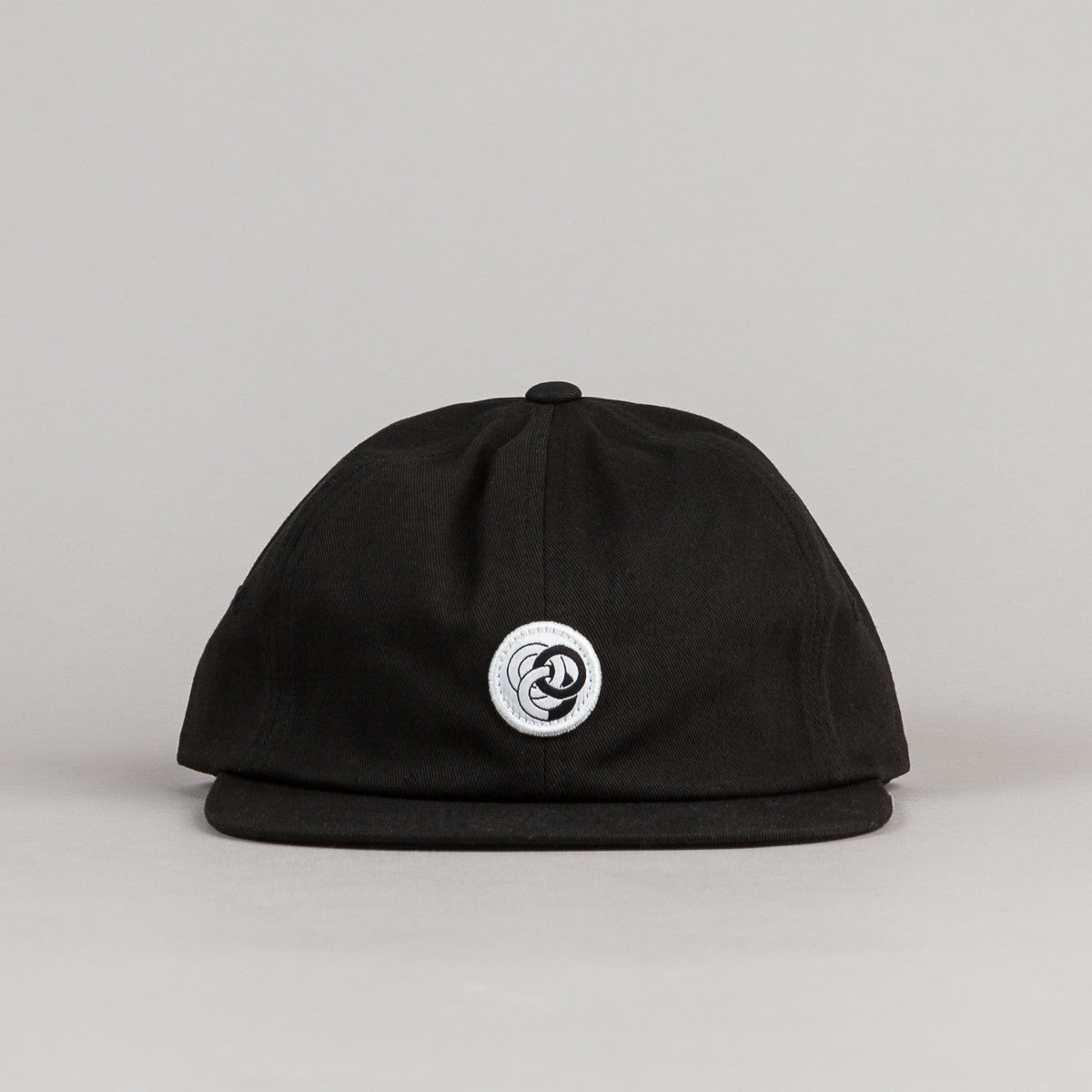 Vans x Pass Port Unstructured Cap - Black