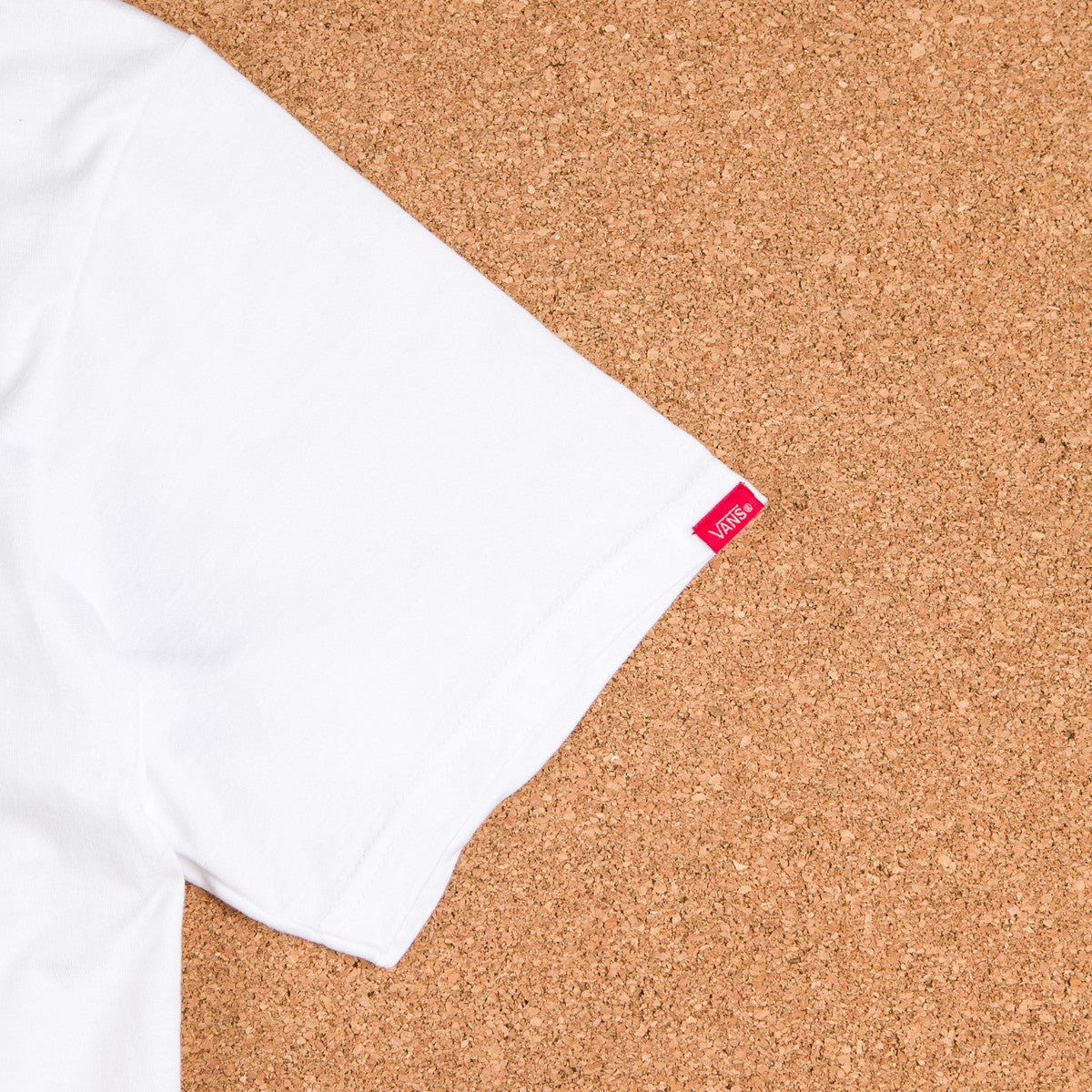 Vans x Pass Port Pocket T-Shirt - White