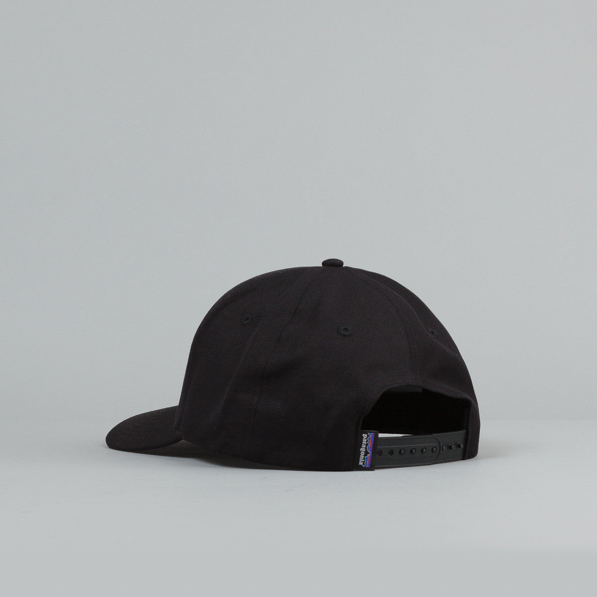 Patagonia '73 Roger That Snapback Cap - Black