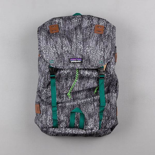 Patagonia Arbor Backpack - Forestland: Black