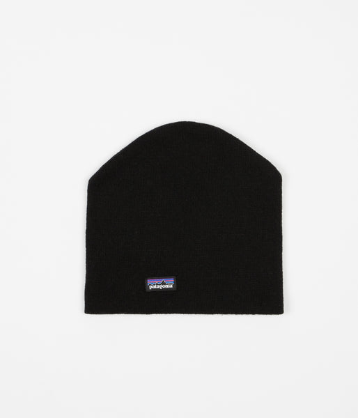 Patagonia Backslide Beanie - Black