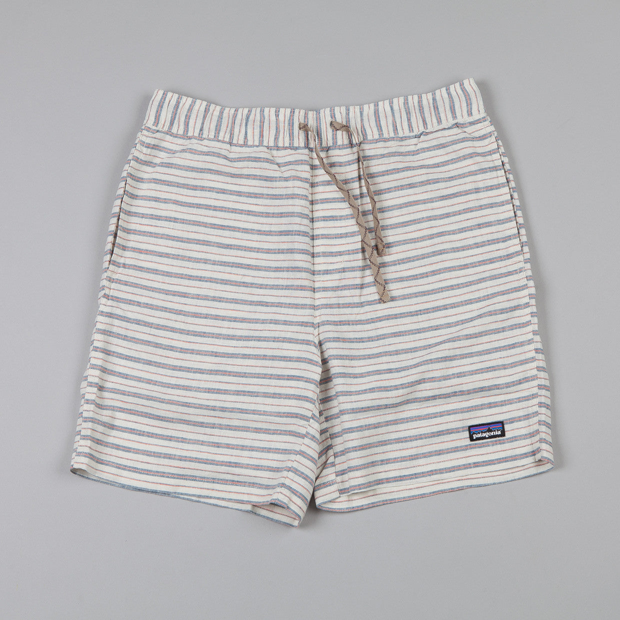 "Patagonia Baggies™ Naturals 7"" Shorts Arroyo Seco : Bleach Stone"
