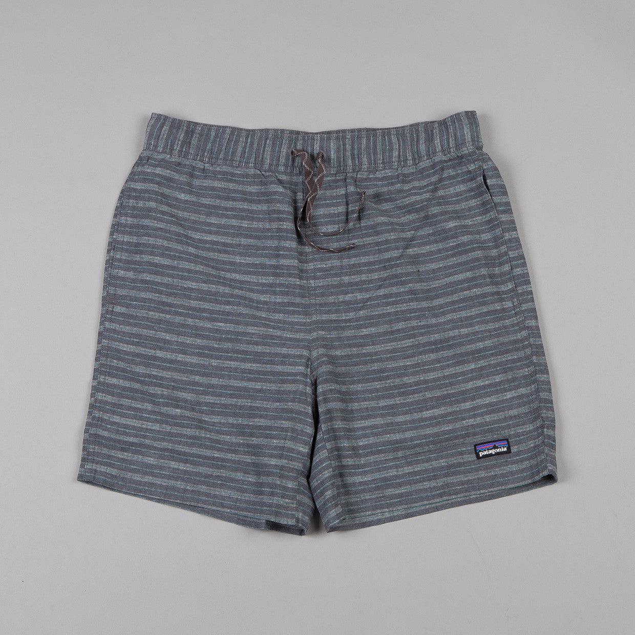 "Patagonia Baggies¢€ž¢ Naturals 7"" Shorts Arroyo Seco : Forge Grey"