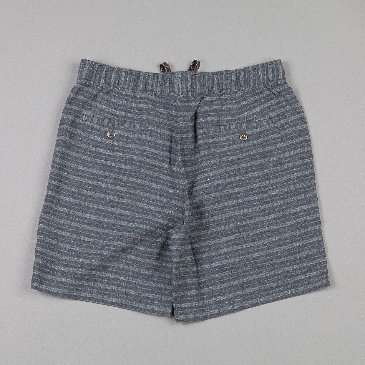 "Patagonia Baggies™ Naturals 7"" Shorts Arroyo Seco : Forge Grey"