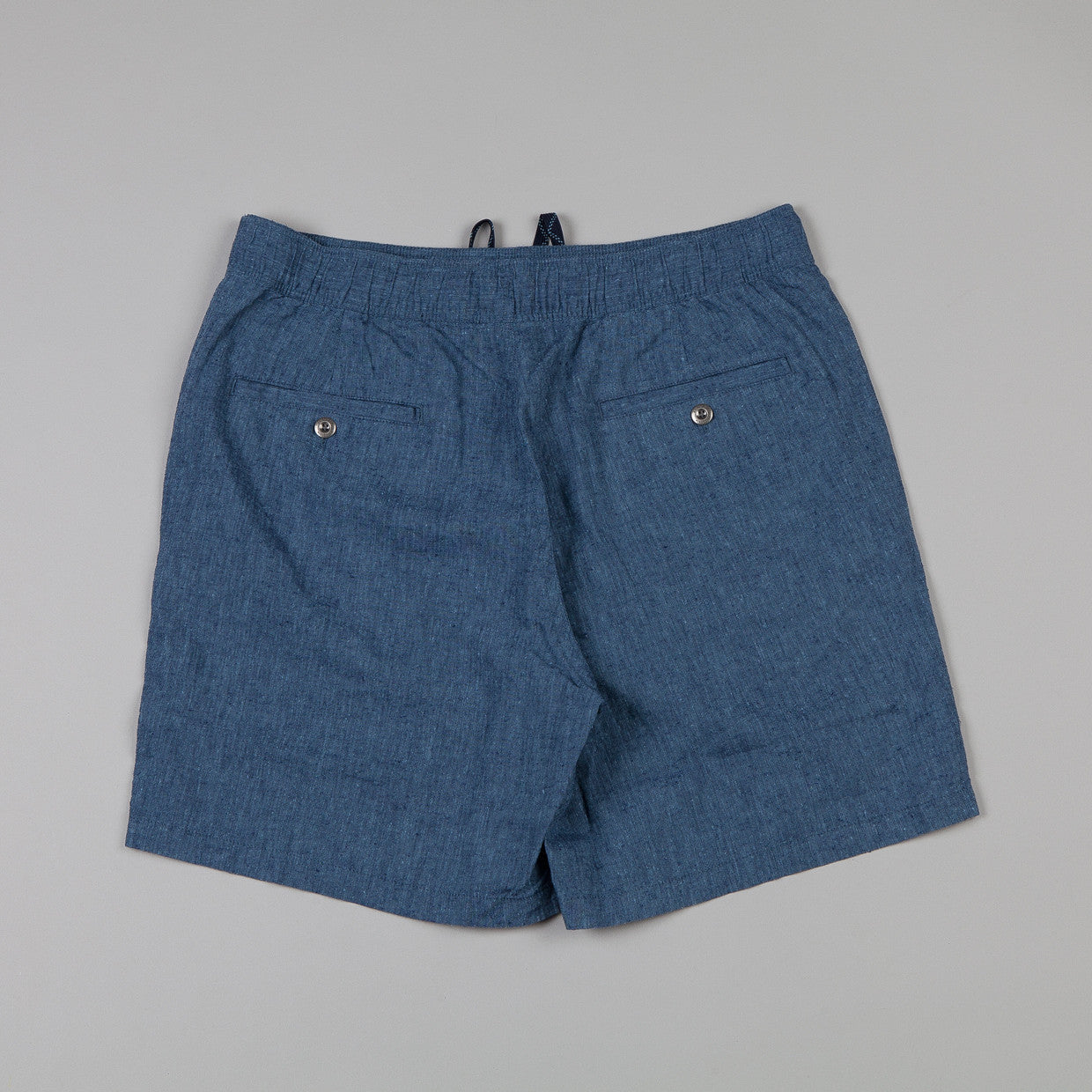 "Patagonia Baggies™ Naturals 7"" Shorts Buckland : Glass Blue"
