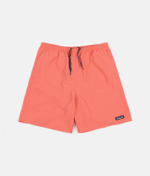 "Patagonia Baggies Longs 7"" Shorts - Spiced Coral"