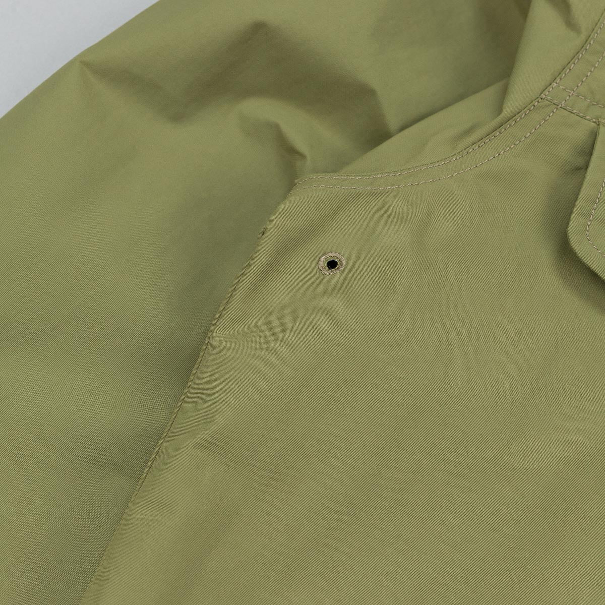 Patagonia Baggies Parka Jacket - Spanish Moss Green