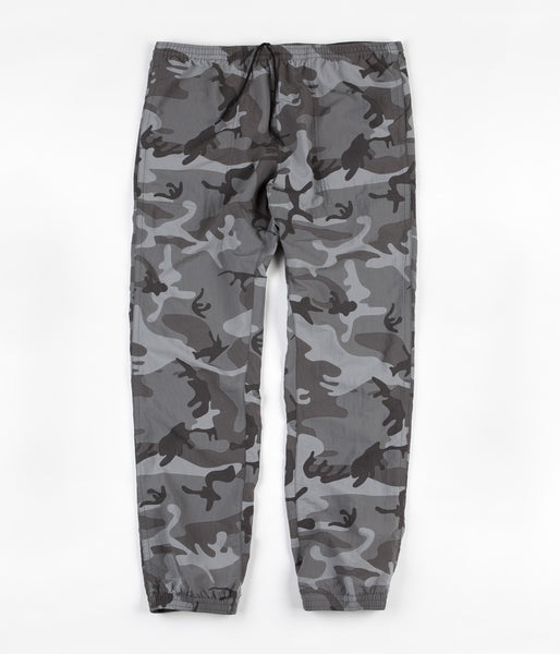 Patagonia Baggies Sweatpants - Forest Camo / Forge Grey