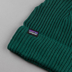 Patagonia Fisherman's Rolled Beanie -  Legend Green