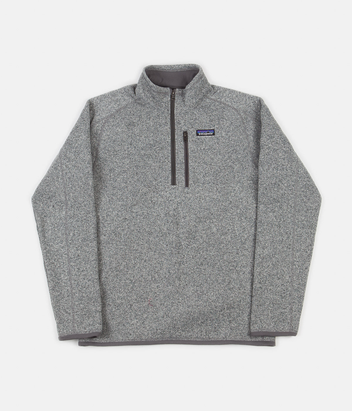 Patagonia Better Sweater 1/4 Zip Sweatshirt - Stonewash