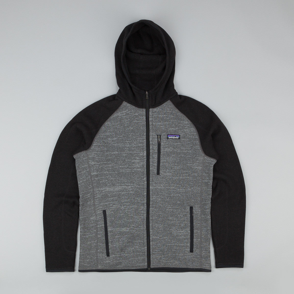 Patagonia Better Sweater Hooded Fleece