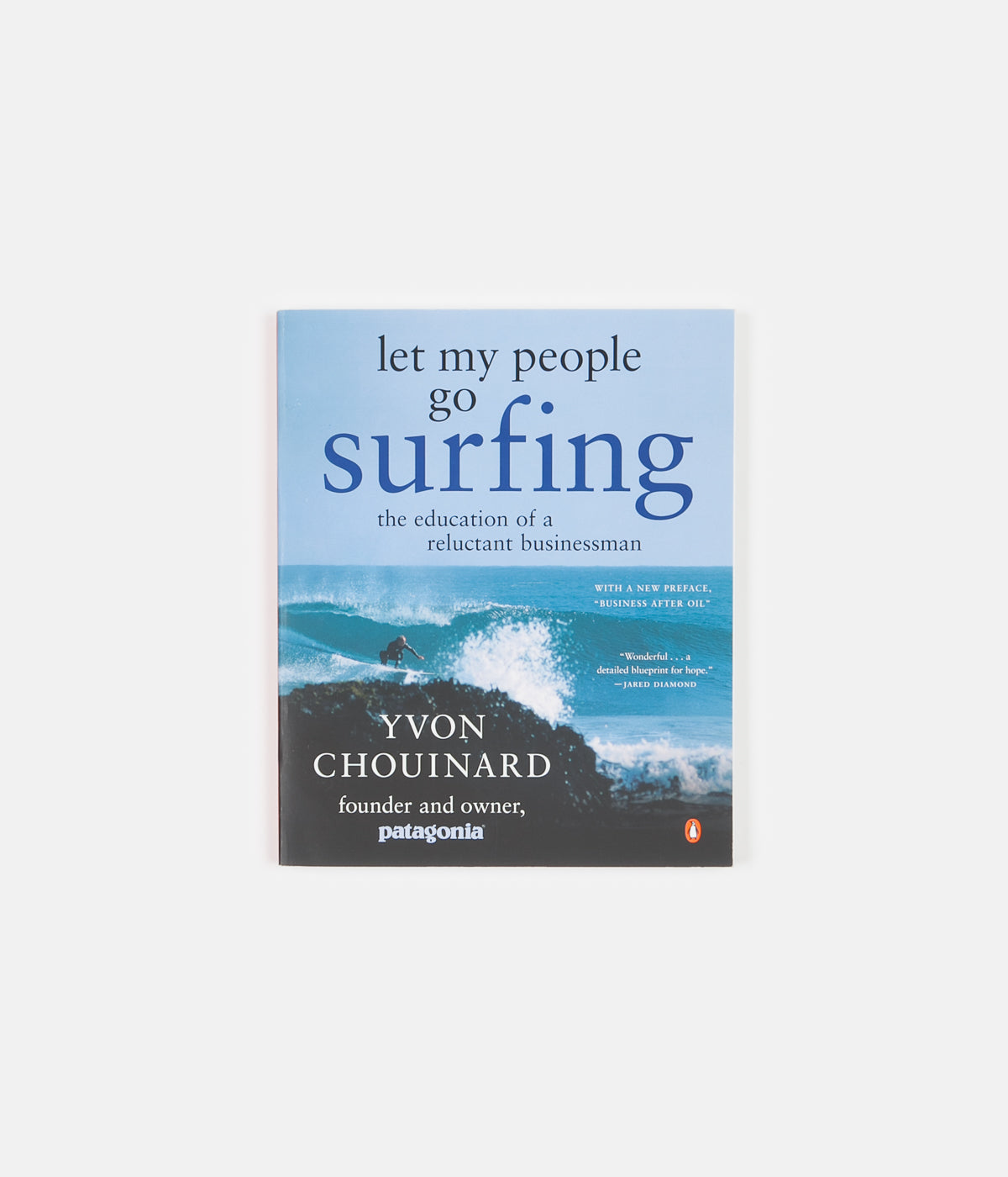 Patagonia Books Let My People Go Surfing - Yvon Chouinard