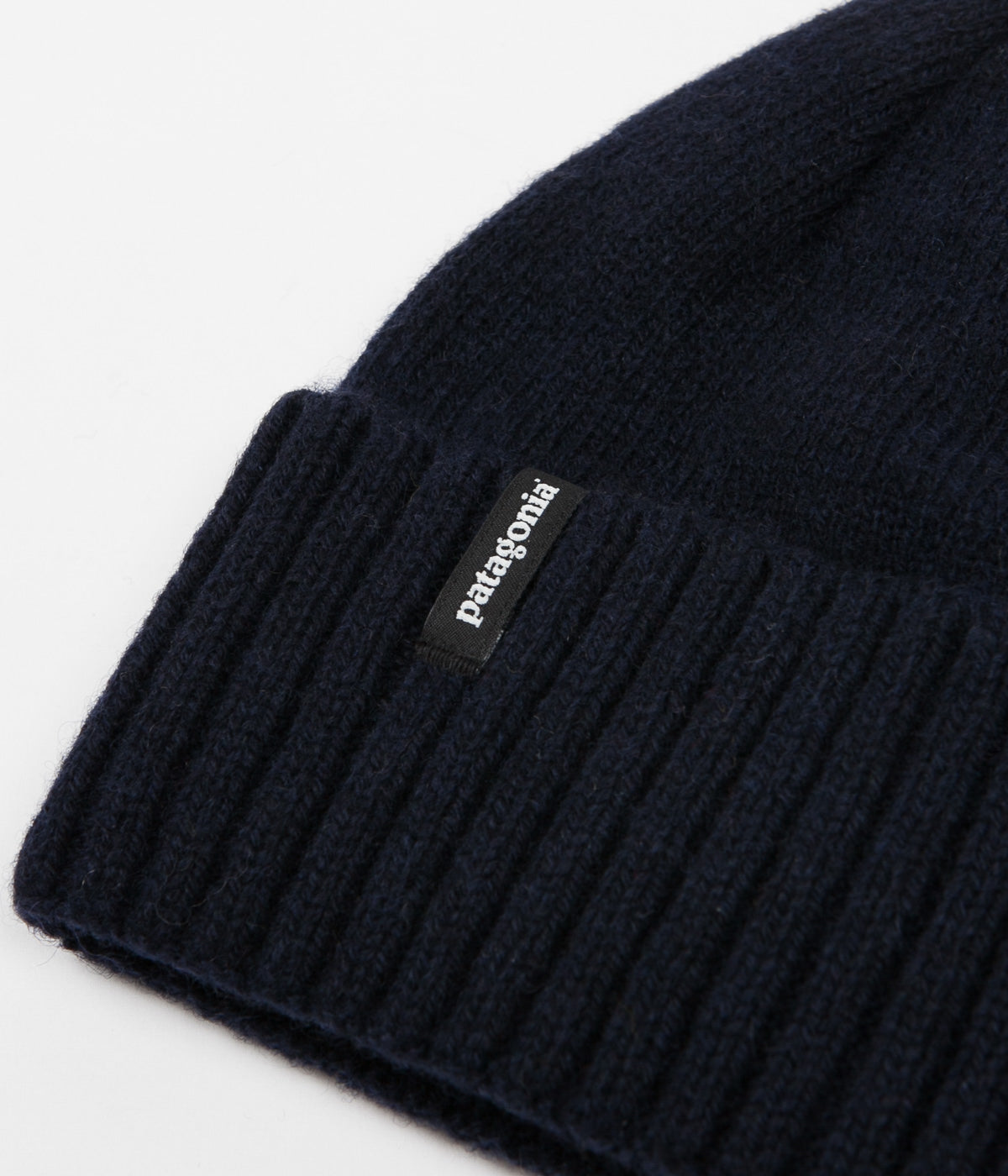 Patagonia Brodeo Beanie - Navy Blue