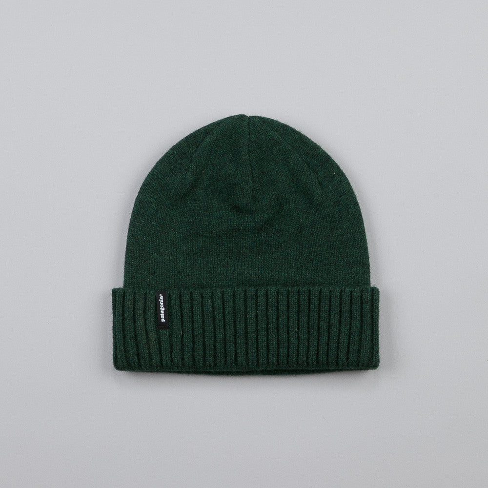 Patagonia Brodeo Beanie Smoked Green