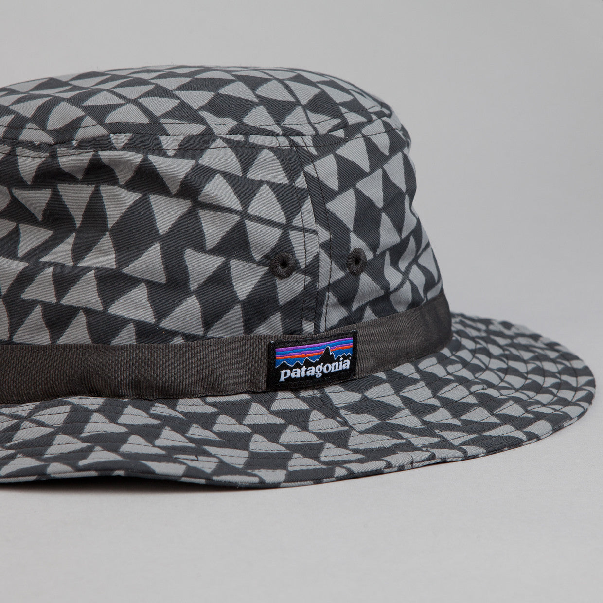 Patagonia Bucket Hat Shark's Teeth Rockwall
