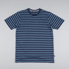 Patagonia Daily T-Shirt - Scorpo Channel Blue