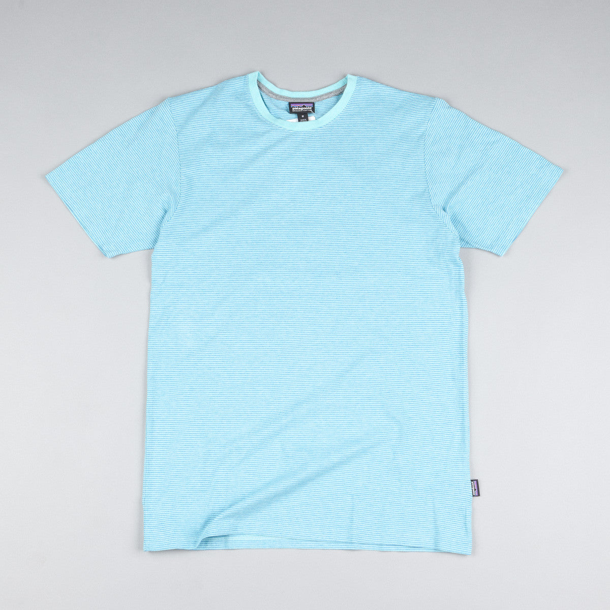Patagonia Daily T-Shirt - Fathom Howling Turquoise