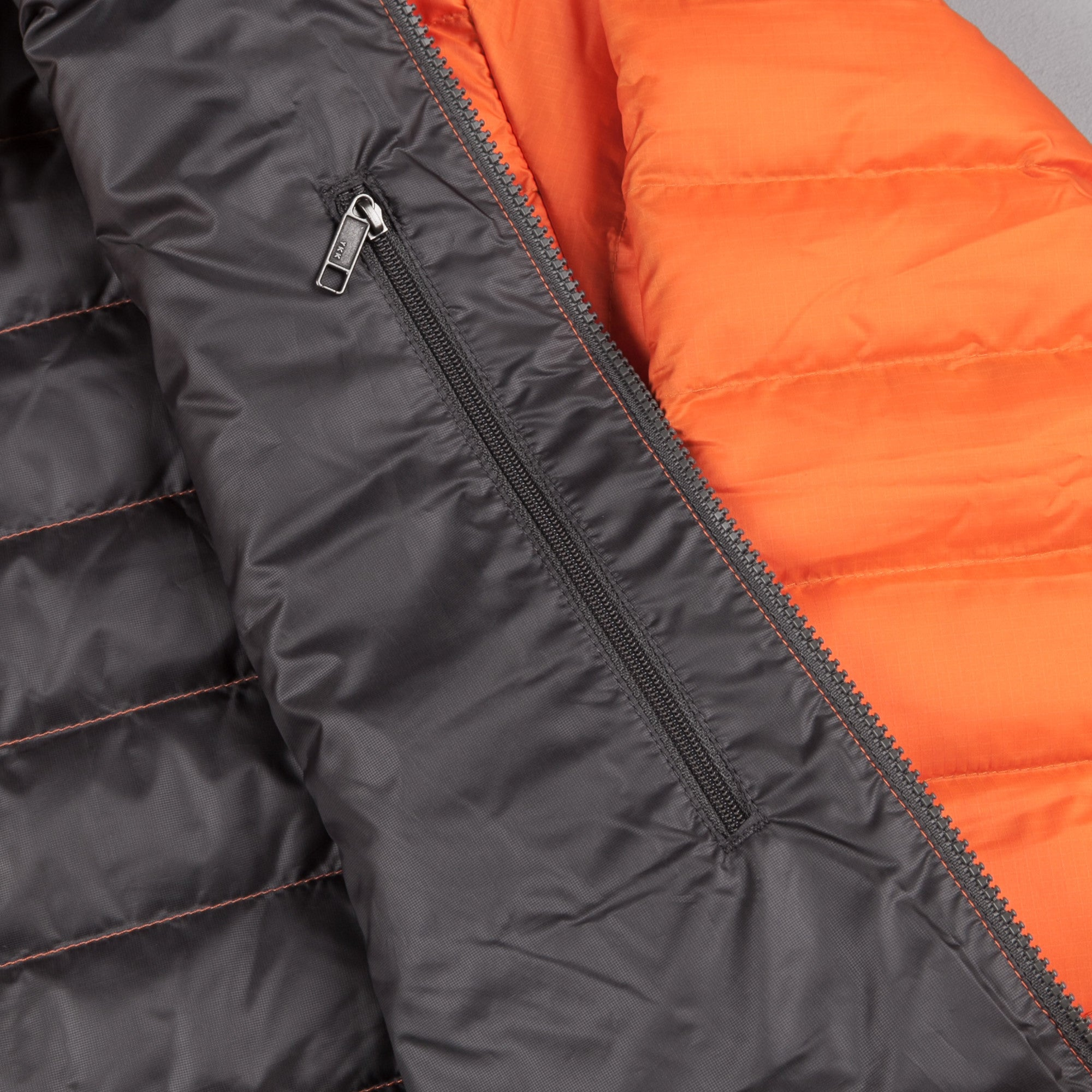 Patagonia Down Sweater Hooded Jacket - Cusco Orange