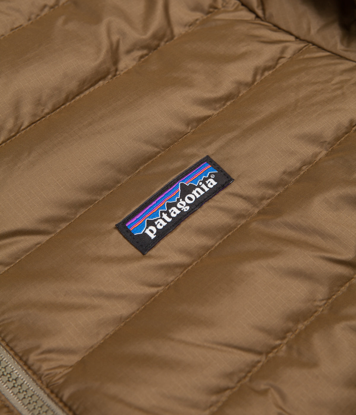 541e10d02cdd3 ... Patagonia Down Sweater Jacket - Cargo Green ...