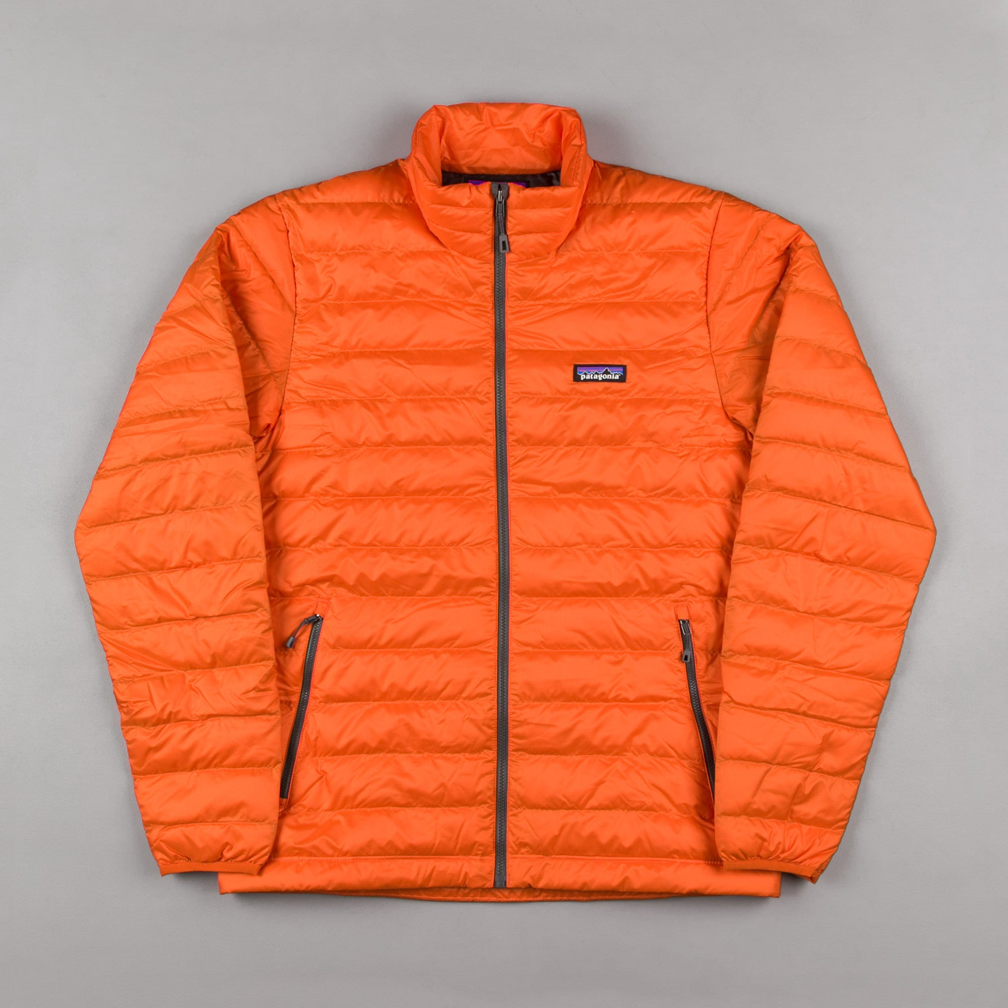 Patagonia Down Sweater Jacket - Cusco Orange