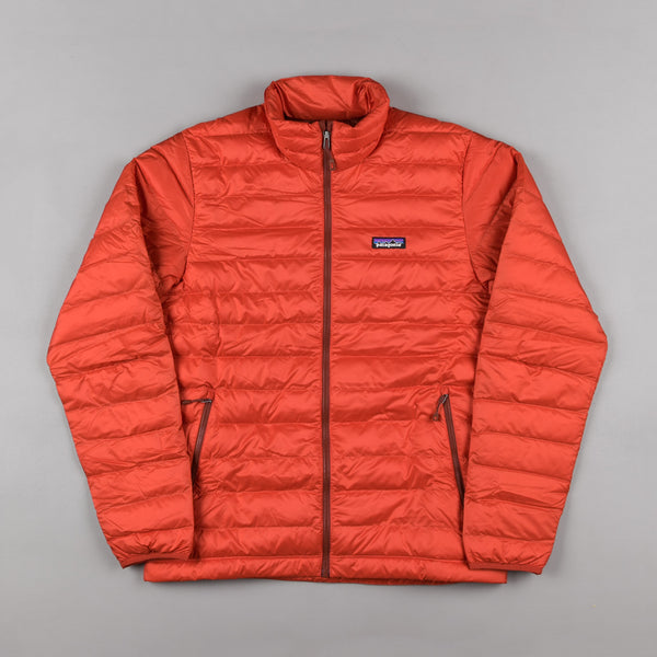 Patagonia Down Sweater Jacket - Rambler Red