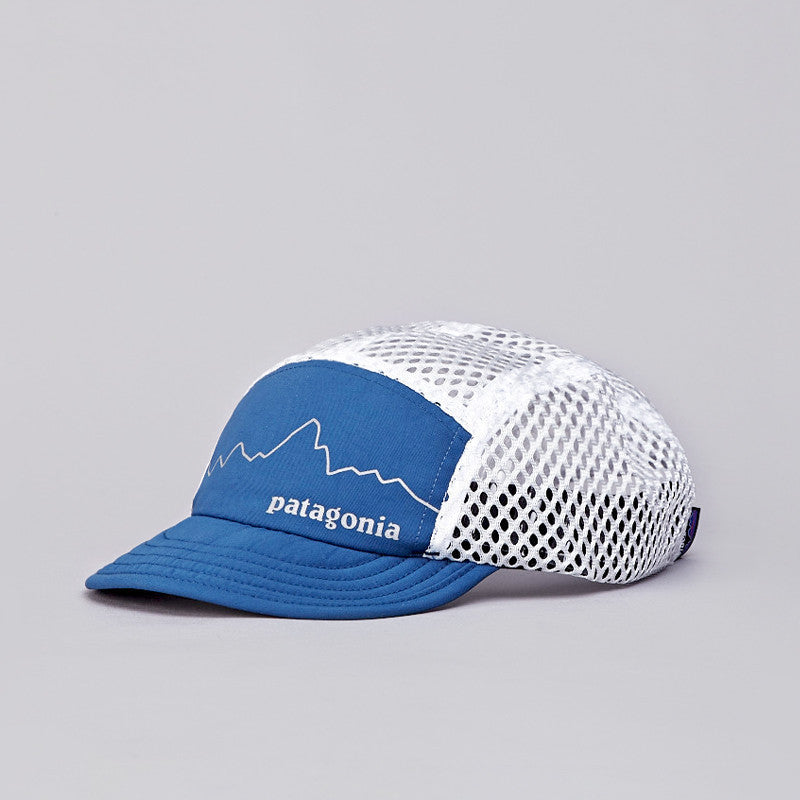 Patagonia Duckbill Cap Glass Blue